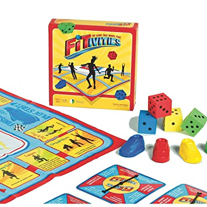 buy fitivities small or large group active family fitness party