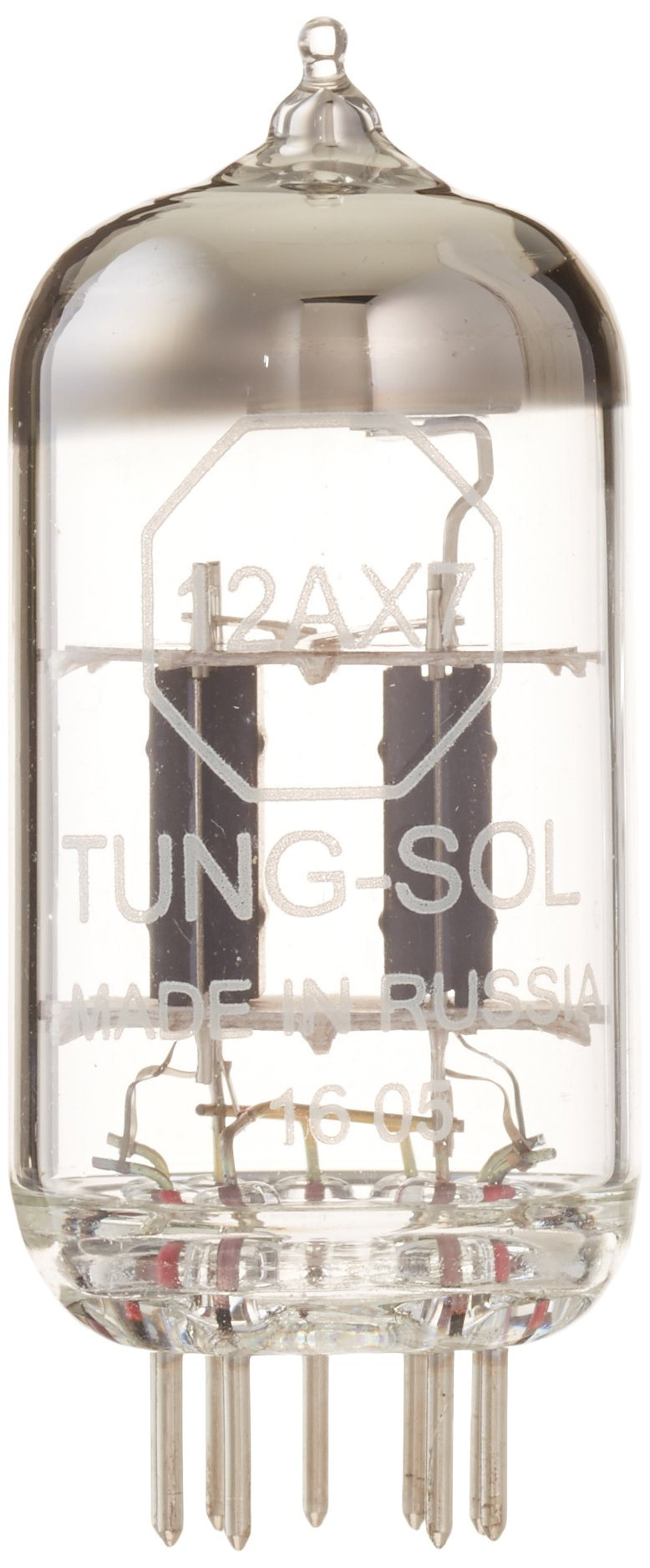 Tung-Sol 12AX7 Preamp Vacuum Tube, Single by Tung-Sol