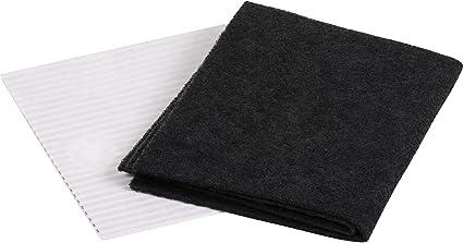 ScanPart - Juego de filtro de carbono activo y de grasa: Amazon.es: Hogar
