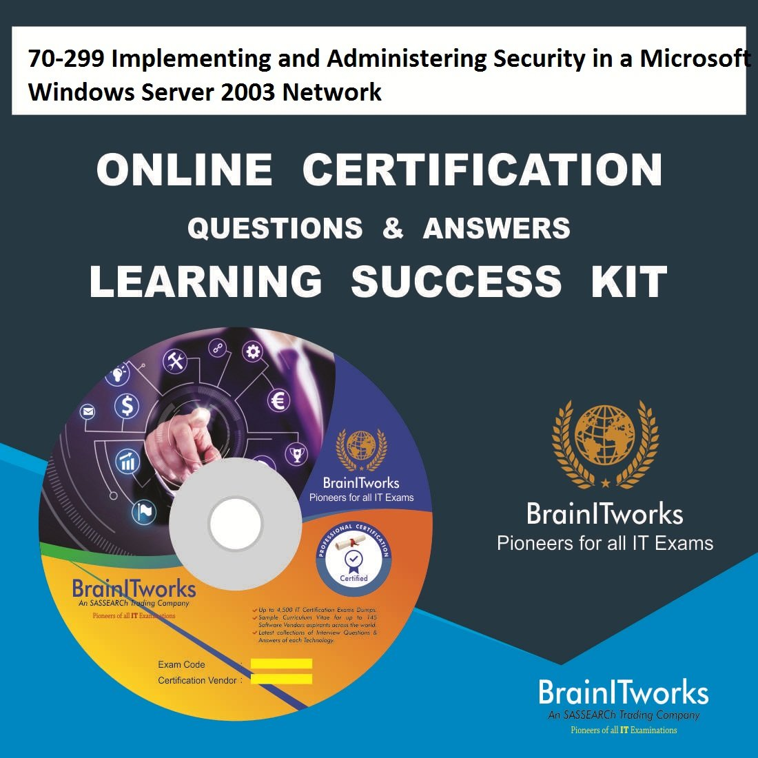 Amazon 70 299 Implementing And Administering Security In A