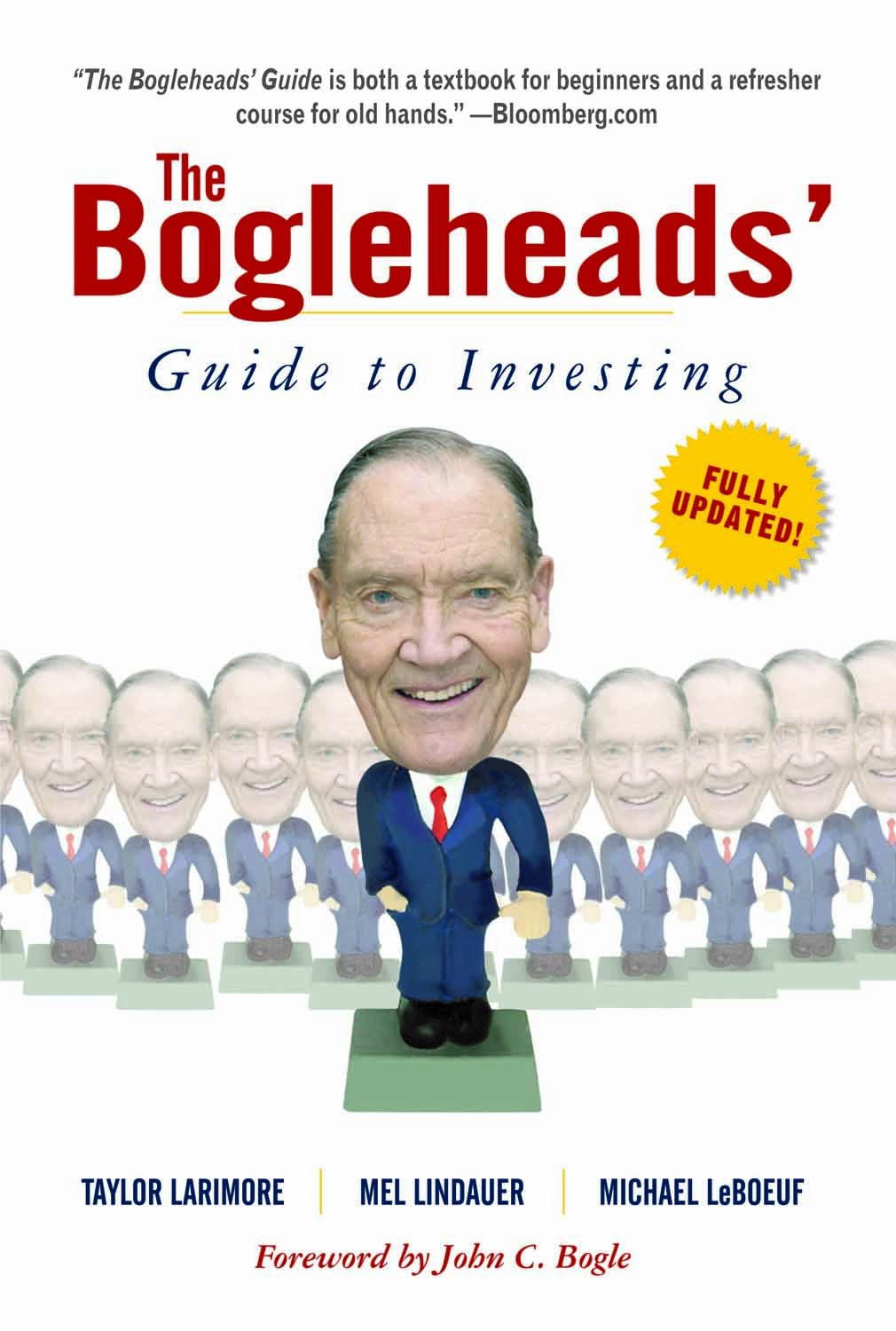 The Bogleheads' Guide To Investing: Michel Leboeuf: 9788126520459:  Amazon.com: Books