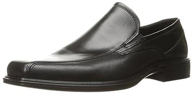 ECCO Men's Johannesburg Slip-on Loafer, Black, 39 EU/5-5.5