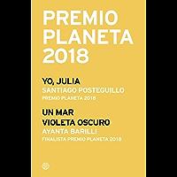 Premio Planeta 2018: ganador y finalista (pack) (Volumen independiente)