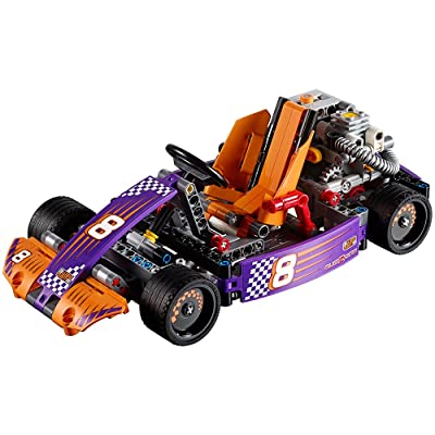 LEGO Technic Race Kart 42048 Building Kit: Toys & Games