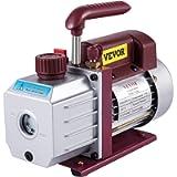 Bestauto Vacuum Pump 4.5CFM Vacuum Pump HVAC Single-Stage Rotary Vane Vacuum Pump 1/3HP 5PA Ultimate Air Conditioning…