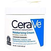 CeraVe Moisturizing Cream with Pump, 472 Milliliter