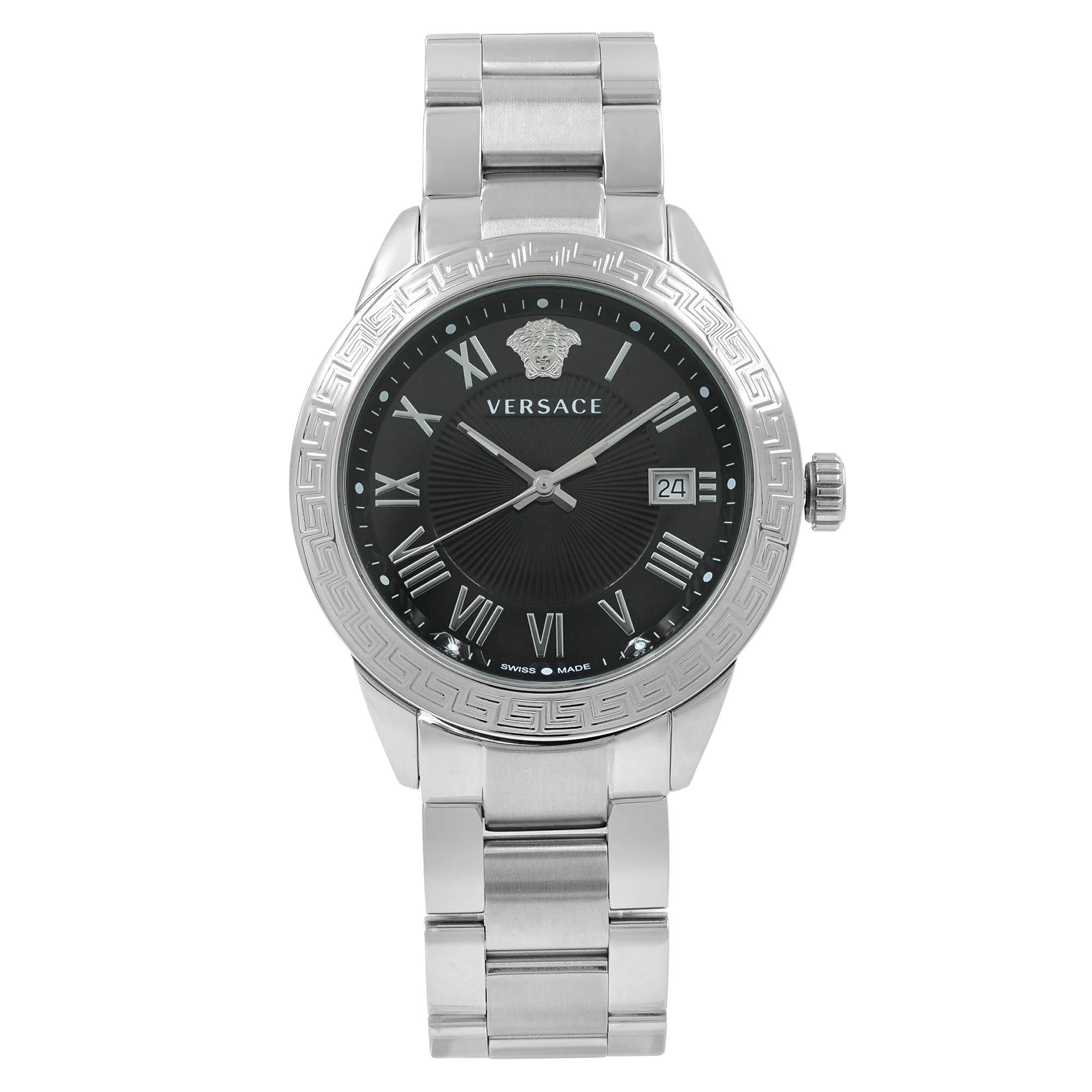 Versace Landmark Quartz Male Watch P6Q99GD008S099 (Certified Pre-Owned) by Versace