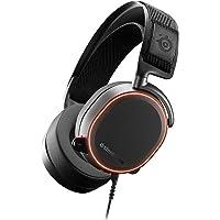 SteelSeries Arctis Pro – Gamingowy zestaw słuchawkowy – Przetworniki Hi-Res – DTS Headphone:X v2.0 Surround