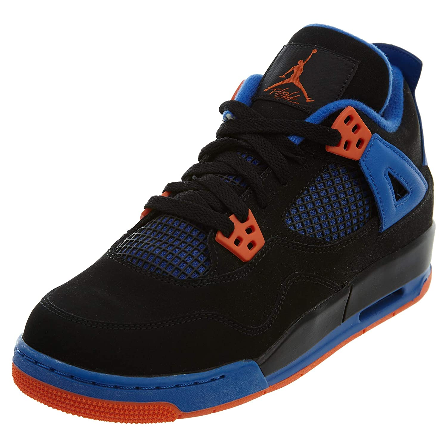 Noir Safety Orange Game Royal Nike Kobe X Elite Low Id, Chaussures de Basketball Homme 7Y GS