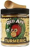 Red Ape Cinnamon Organic Ground Turmeric, 2.5 Ounce