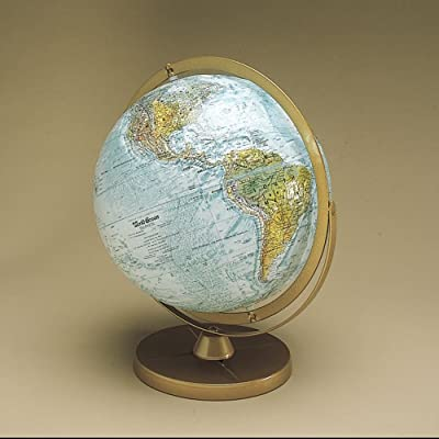 Atlantis Relief Globe: Industrial & Scientific