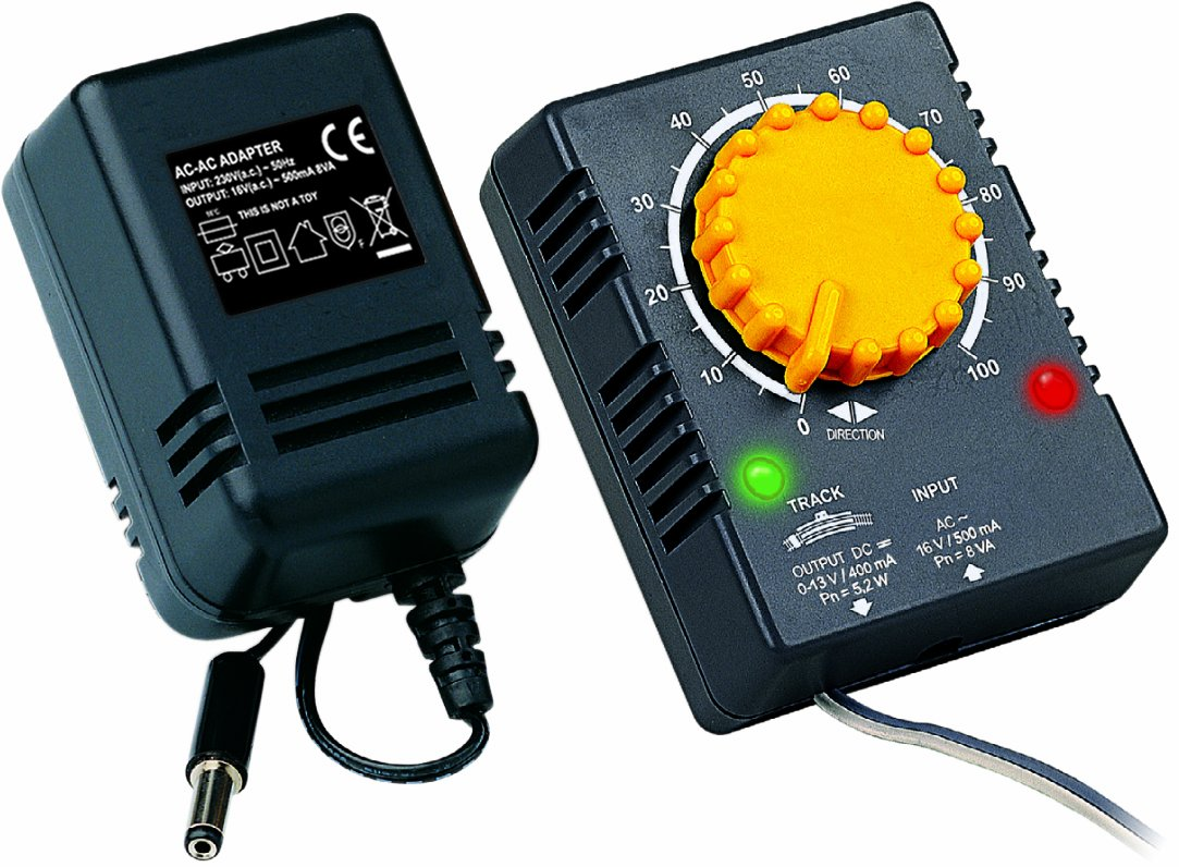 Mehano MEHANOF371 Adapter & Regulator-Made in Slovenia, Multi Colour