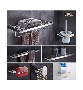 T-YSPJ Juego de colgante de accesorios de baño, baño, lavado ...