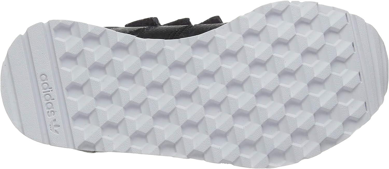 31 EU Zapatillas de Gimnasia Unisex Ni/ños Core Black//Core Black//Carbon Core Black//Core Black//Carbon Negro Adidas N-5923 C