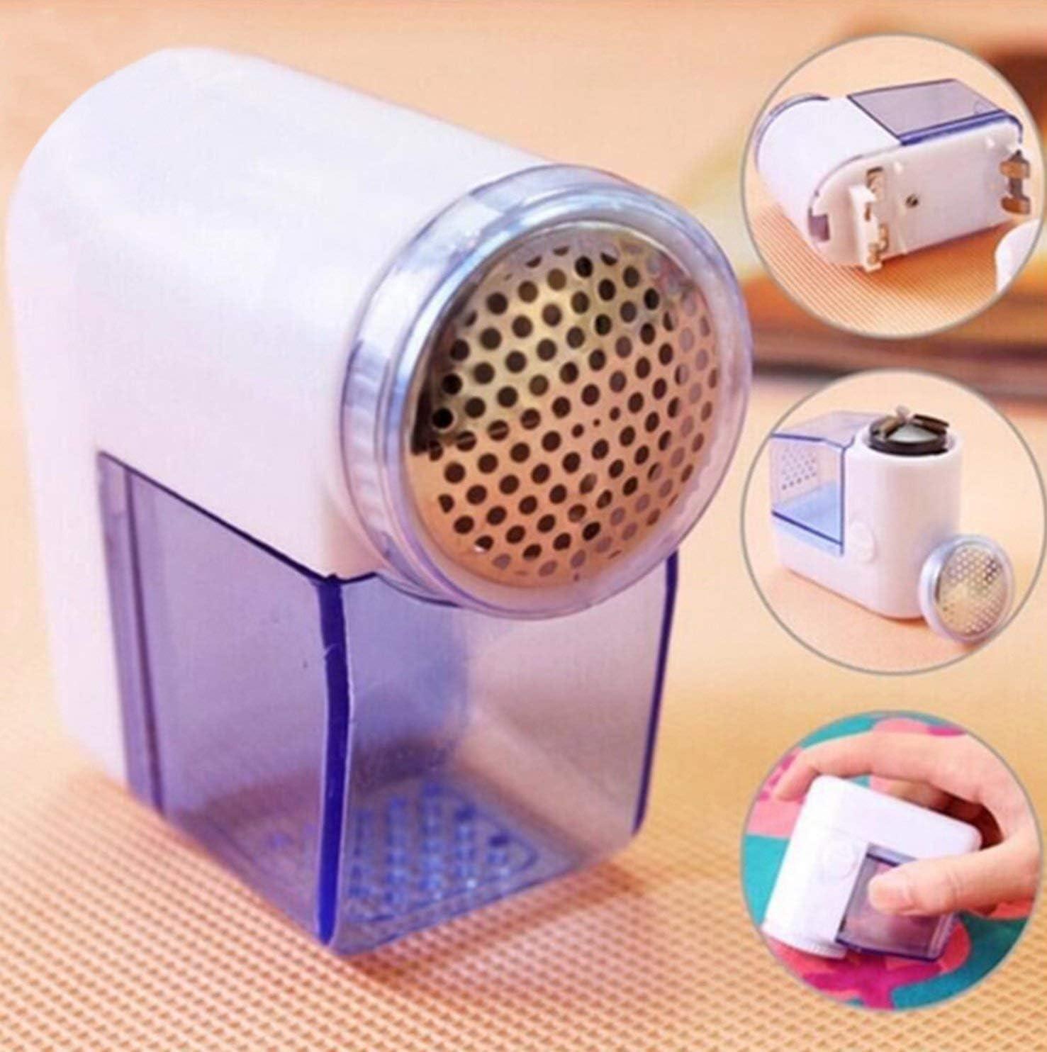 Clatronic Mini-Cleaner Entfernen von Flusen//Pilling Fusselentferner Fusselfräse