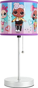 LOL Surprise Stick Table Lamp, Pink