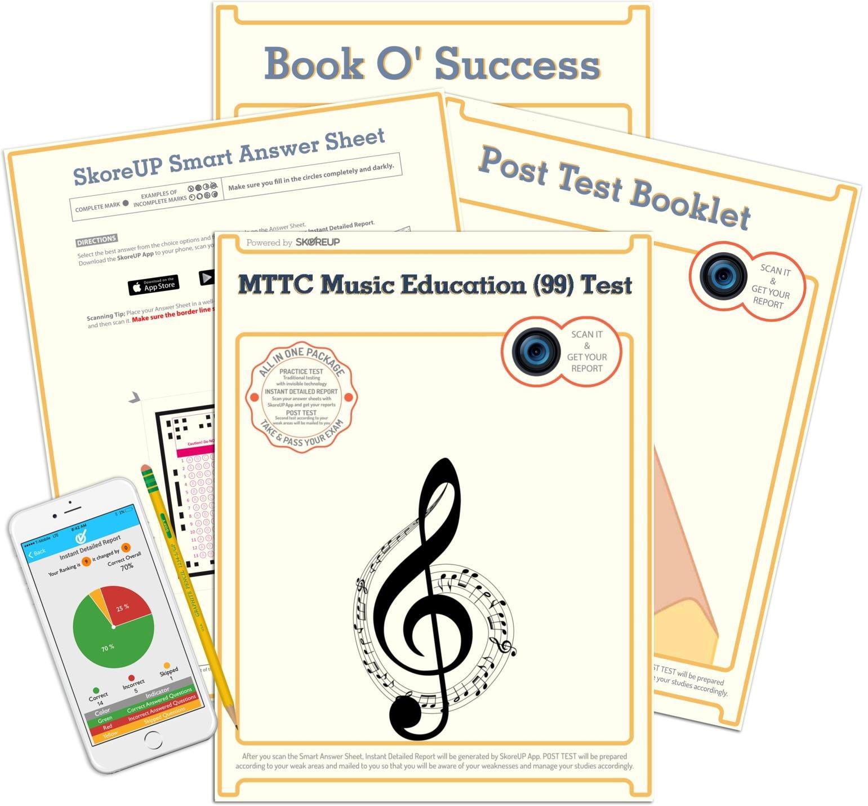 Mttc Music Education 99 Test Michigan Department Of Education
