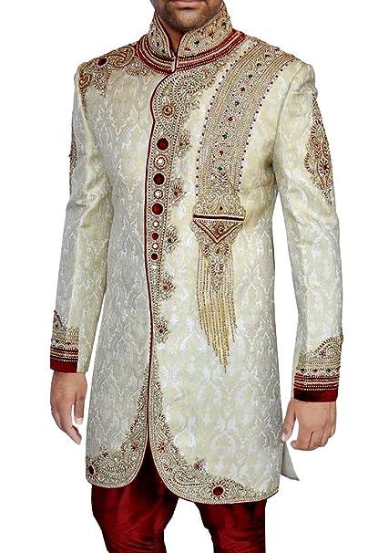 Amazon.com: INMONARCH IN436 - Traje de boda para hombre, 2 ...