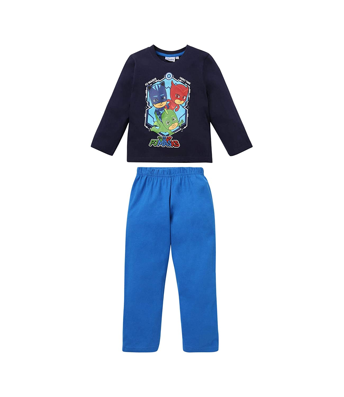 PJ Masks Jungen Pyjama Pyjamasques SO00005406