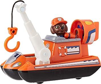 Pat Patrouille Mini véhicule avec figurine Ultimate Rescue Jouet Jeu Cadeau