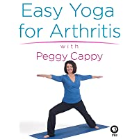 Yoga for the Rest of Us with Peggy Cappy: Easy Yoga for Arthritis