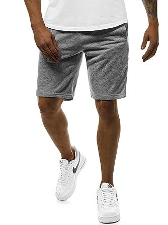 e02085040eb0c4 OZONEE Herren Hose Shorts Kurze Hose Sporthose Jogging Freizeitshorts  Jogginghose Bermudas Trainingshorts Joggingshorts Sportshorts 777/