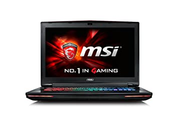 MSI GT72 6QE Dominator Pro 4K 64 Bit