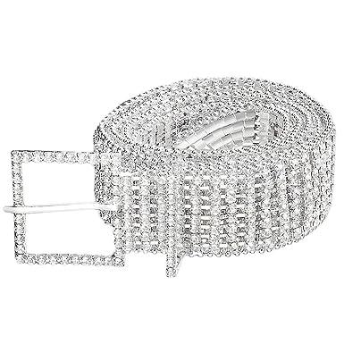 date de sortie: 1717f 4d5b8 F Fityle 8 Rangée Diamante Diamant Dames Argent Nouvelle ...
