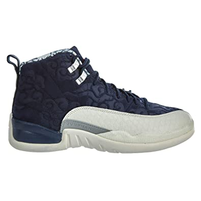 sale retailer daccd fa353 Amazon.com   Jordan Nike Men s Air International Flight  12 Retro PRM  BV8016-445   Basketball