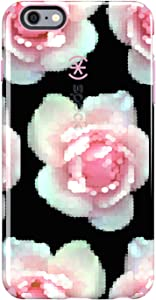 Speck Products Inked Case for iPhone 6 Plus/6S Plus - Retail Packaging-Pixel Rose/ Pale Rose Pink