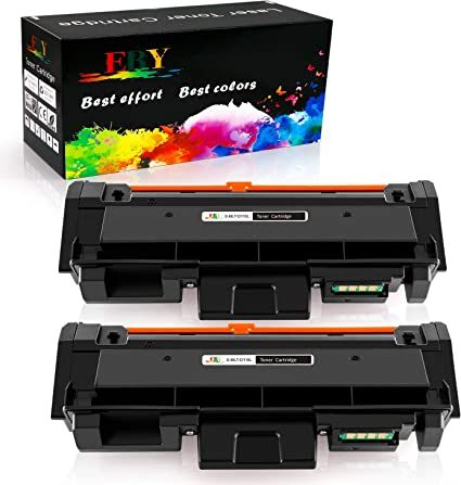 5 pk MLT-D116L Toner Cartridge for Samsung SL-M2875FD SL-M2875FW Printer