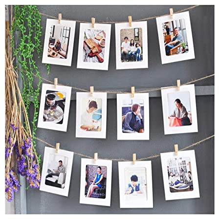 dremisland photo hanging display string and pegs diy picture