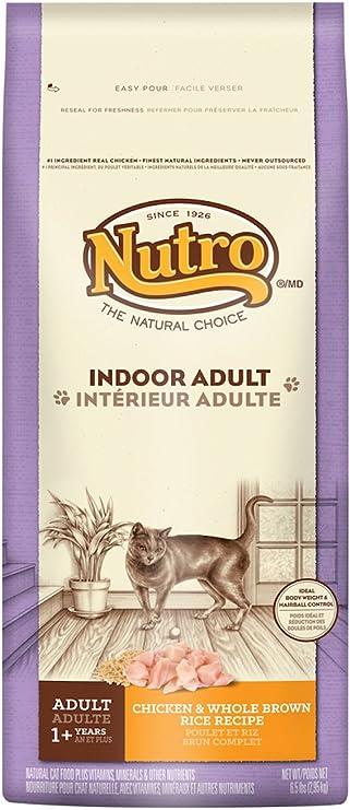 The Nutro Company Natural Choice - Comida de fórmula de arroz para ...