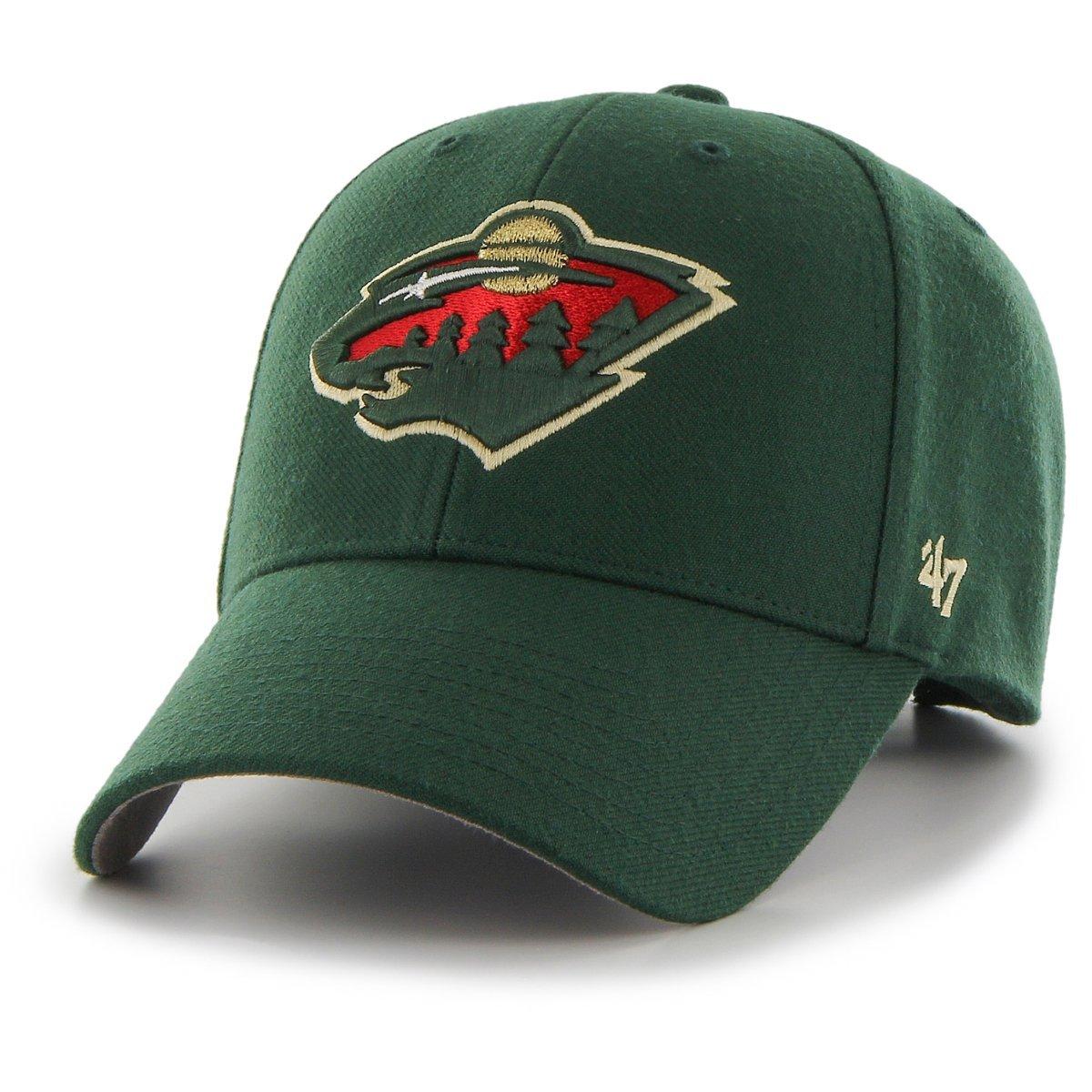 '47 NHL Minnesota Wild '47 MVP Cap 47 Brand