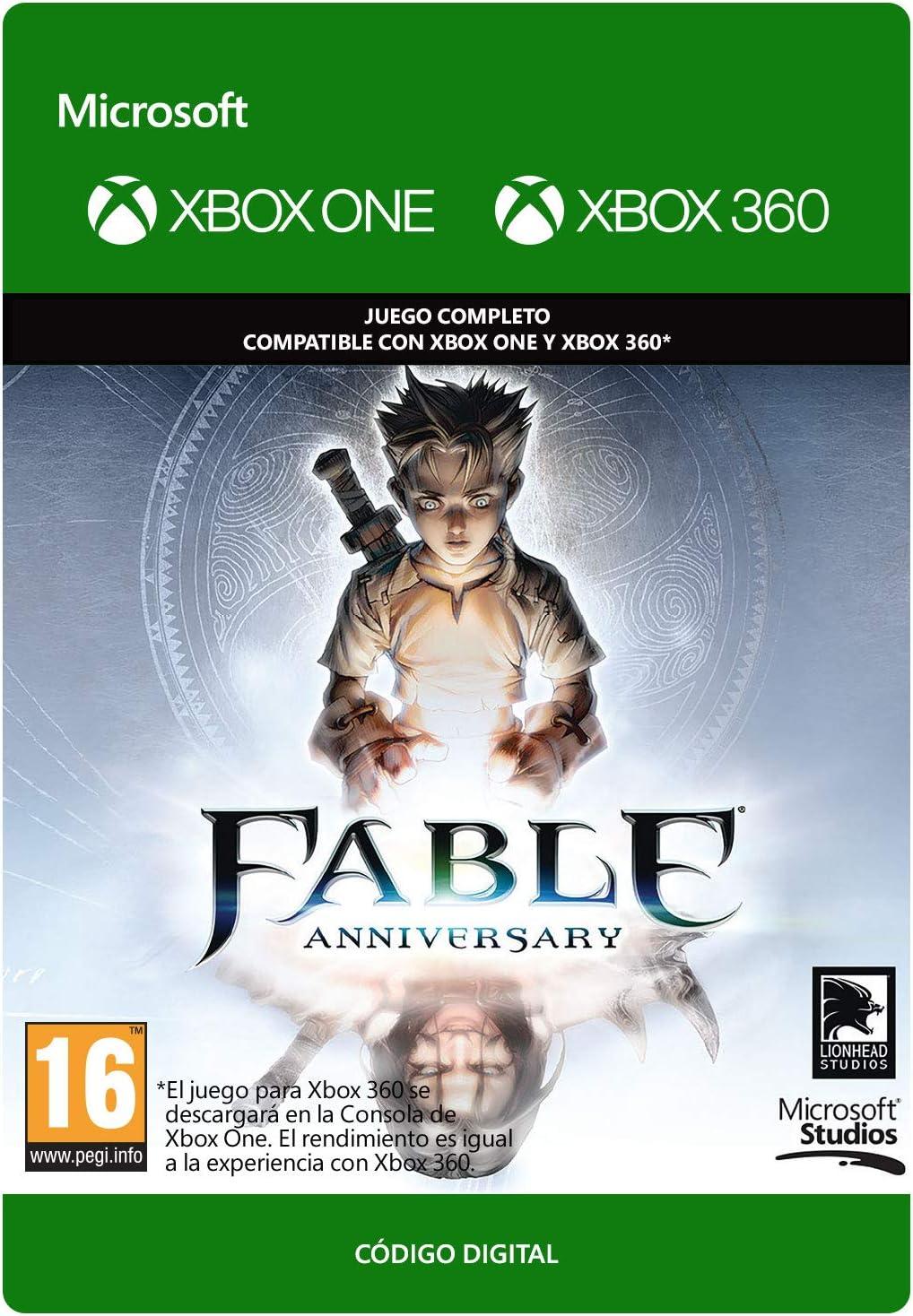 Fable Anniversary | Xbox One - Código de descarga: Amazon.es ...
