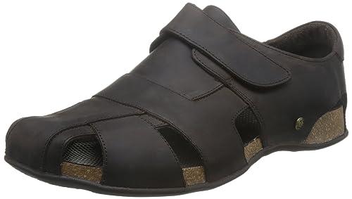 0360dc499d6 Panama Jack Fletcher Basics, Sandalias Punta Cerrada para Hombre:  Amazon.es: Zapatos y complementos