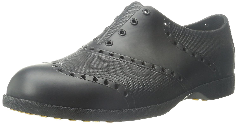 BiionメンズThe ClassicsオックスフォードとゴルフSlip On 6(W8) ブラック B00NC2AHJW