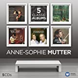Anne-Sophie Mutter 5 Classic Albums