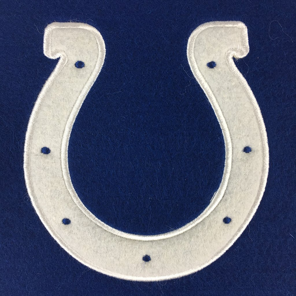 Winning Streak NFL Indianapolis Colts Man Cave Banner