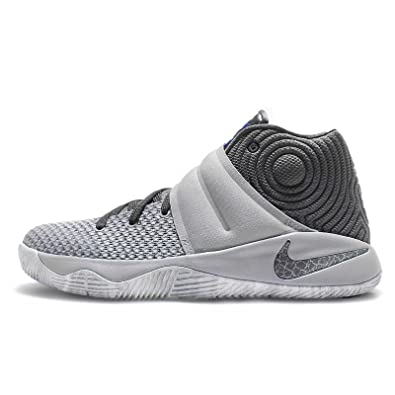 a0cf4a4791bfba Nike Kyrie 2 (GS) Hi Top Basketball Trainers 826673 Sneakers Shoes ...