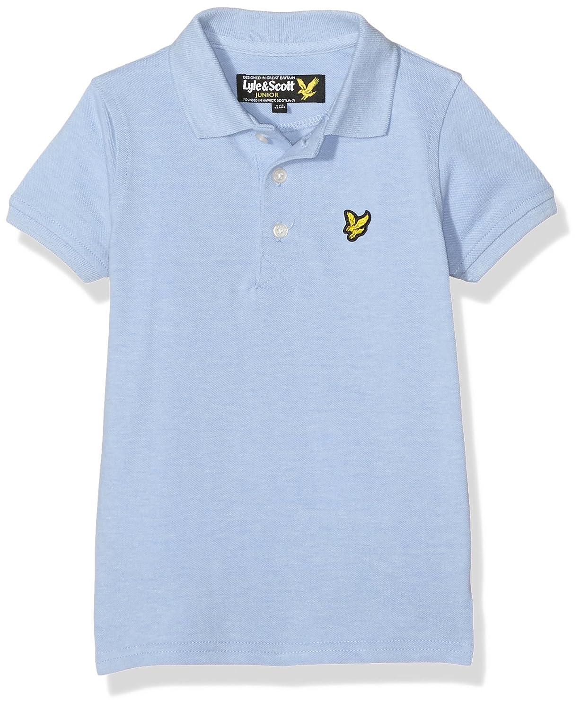 Lyle & Scott Jungen Poloshirt Classic Marl