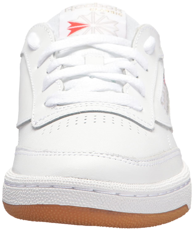 99bf8d9e51a0d ... Reebok Women s Club C 85 Running Shoe Grey Gum B06XW4JLX5 6.5 B(M) ...