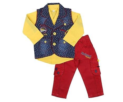 1b9c1c411f45 Miss U baby boys Kids High Quality Western wear Party Wear shirt ...
