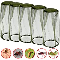 Mosquito Head Net,Repelente de Insectos Neto Malla Protectora