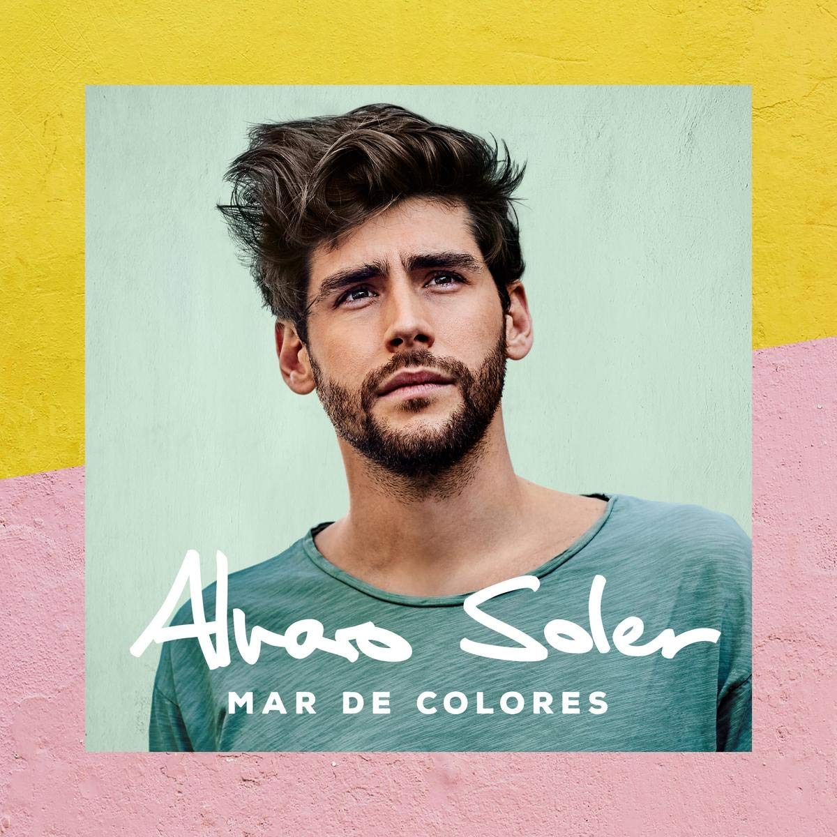 CD : Alvaro Soler - Mar De Colores