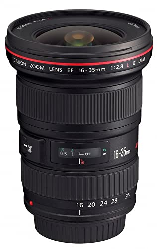 Canon 16-35 canon's best zoom lenses