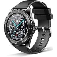ELEGIANT SmartWatch, Reloj Inteligente IP68 con Pantalla Táctil de 1.3'', Pulsera Actividad Inteligente Hombre Mujer…