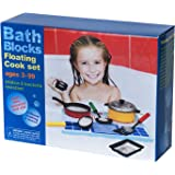 BathBlocks Floating Cook Set Gift Box
