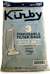 Style 1 Kirby Vacuum Cleaner Replacement Bags (9 Pack)