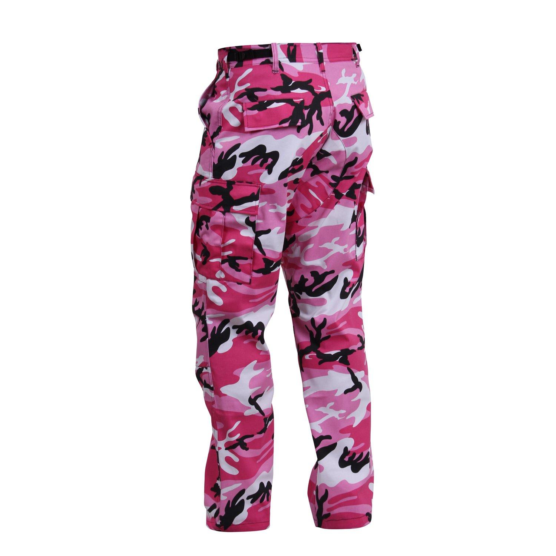 Rothco BDU Pant Pink Camo